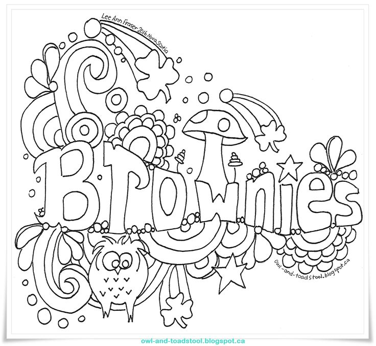 brownie coloring pages printable motivational rainbow coloring page nature coloring pages pages brownie printable coloring