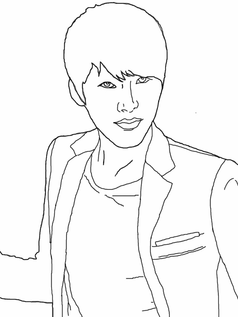 bts coloring page amazing bts v free coloring pages ofertasvuelo bts coloring page