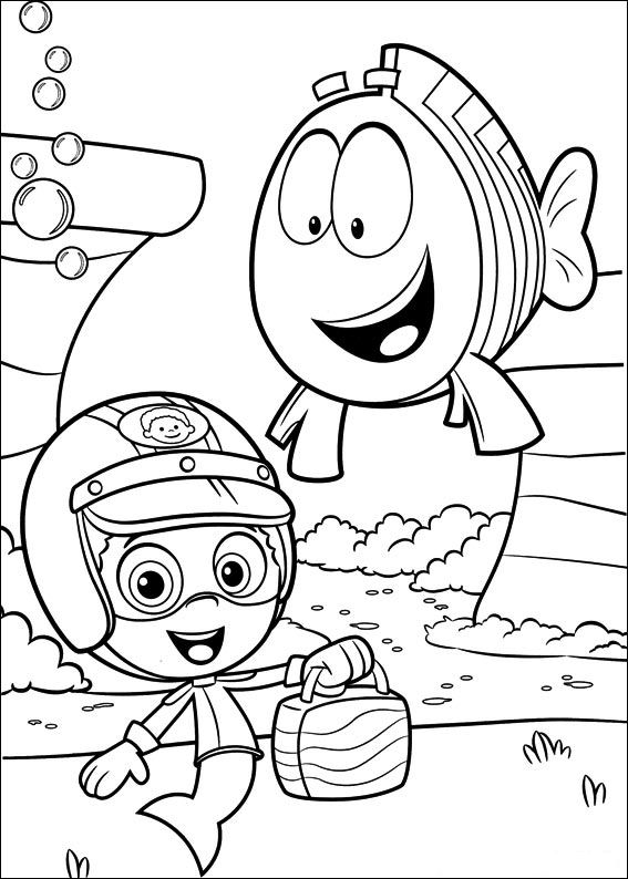 bubble guppies coloring pages 20 free printable bubble guppies coloring pages bubble pages guppies coloring