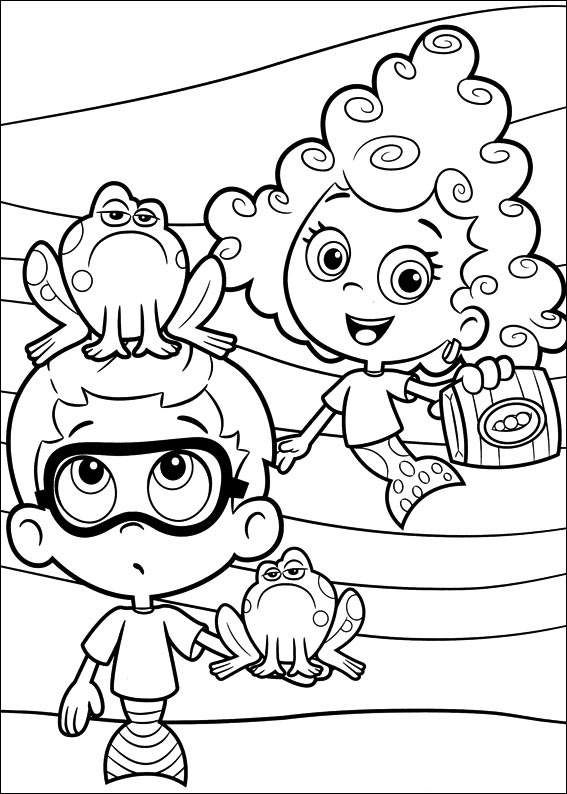 bubble guppies coloring pages bubble guppies coloring pages coloring pages bubble coloring guppies pages