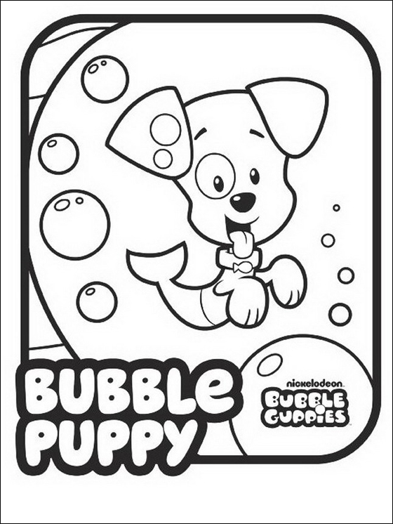 bubble guppies coloring pages bubble guppies coloring pages getcoloringpagescom pages coloring bubble guppies