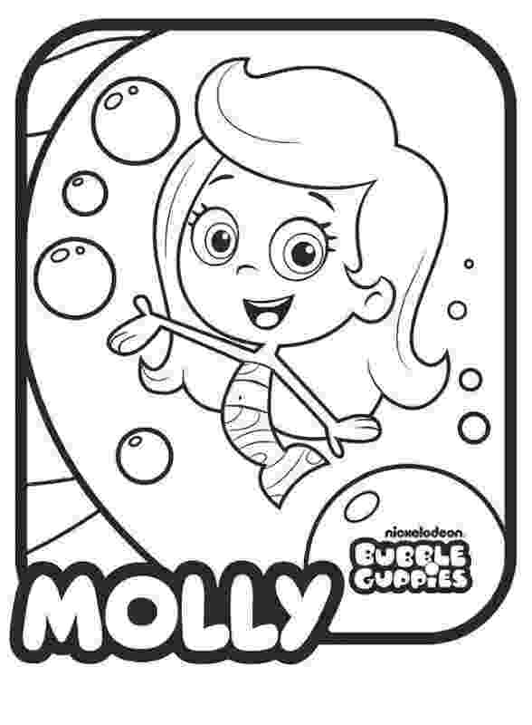 bubble guppies molly coloring pages 6 bubble guppies molly bubble guppies coloring pages pages coloring guppies molly bubble