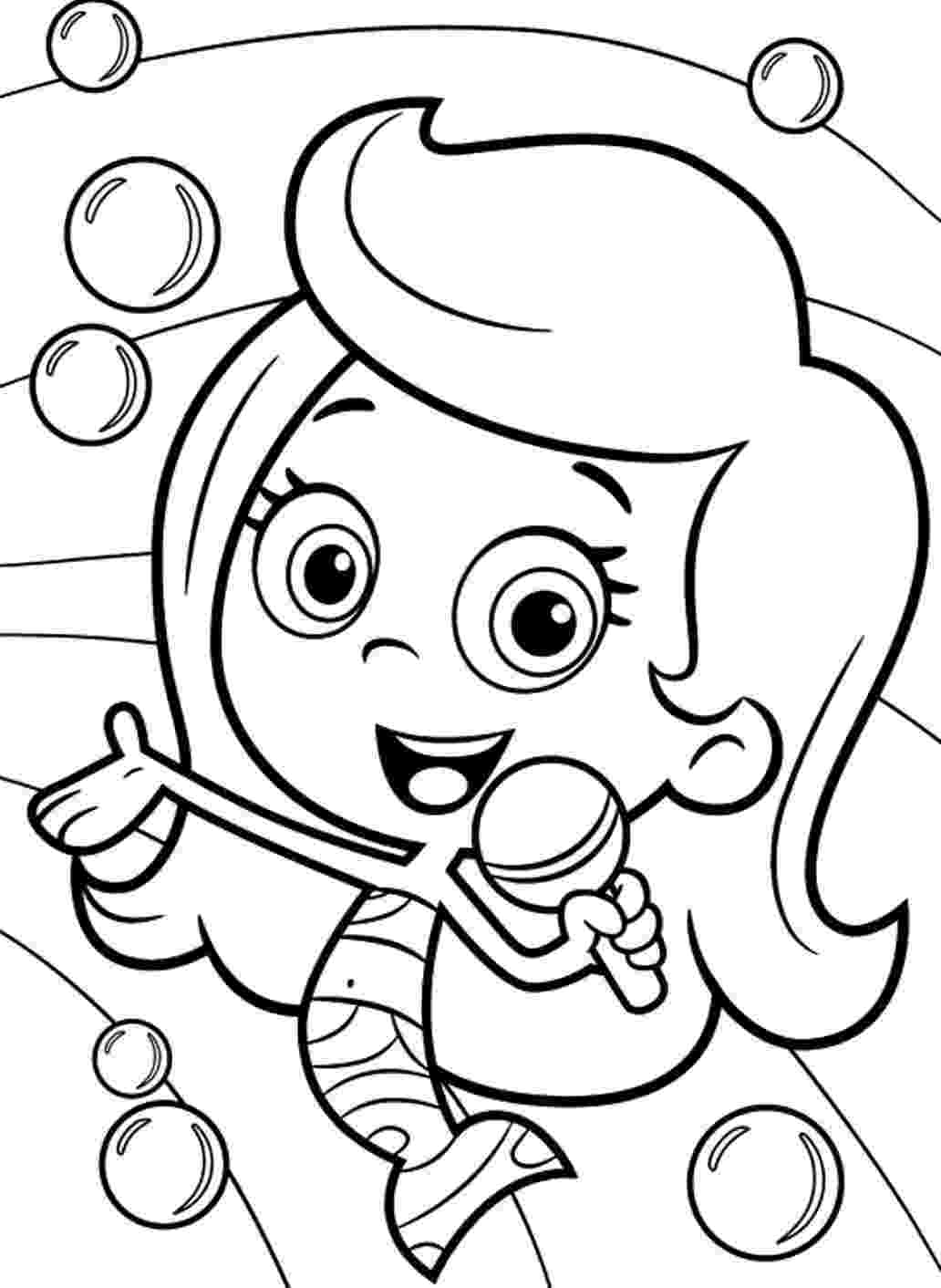 bubble guppies molly coloring pages bubble guppies coloring pages pages coloring bubble guppies molly