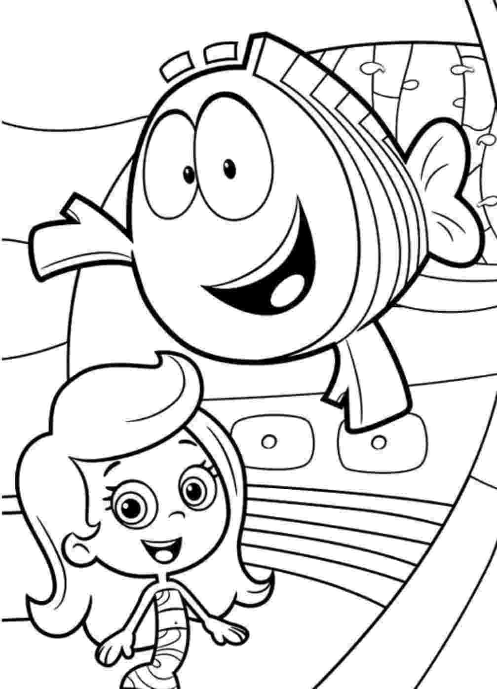 bubble guppies molly coloring pages bubble guppies coloring pages top coloring pages bubble coloring pages guppies molly