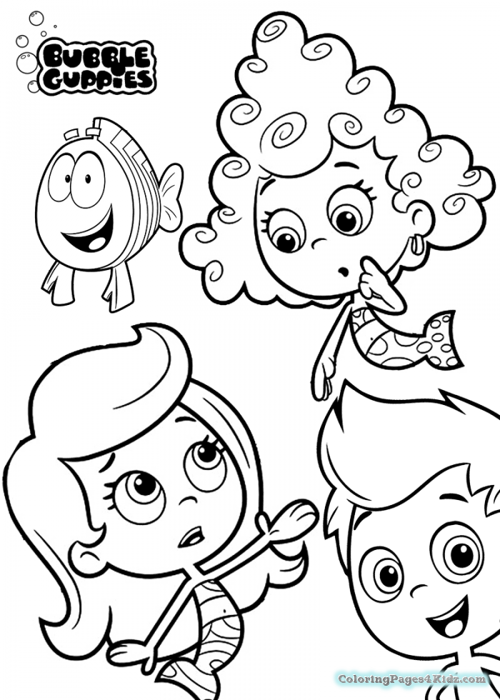 bubble guppies molly coloring pages bubble guppies molly coloring pages singing free coloring bubble pages guppies molly