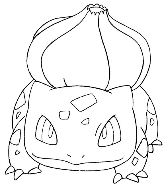 bulbasaur coloring page bulbasaur coloring page pokemon page coloring bulbasaur