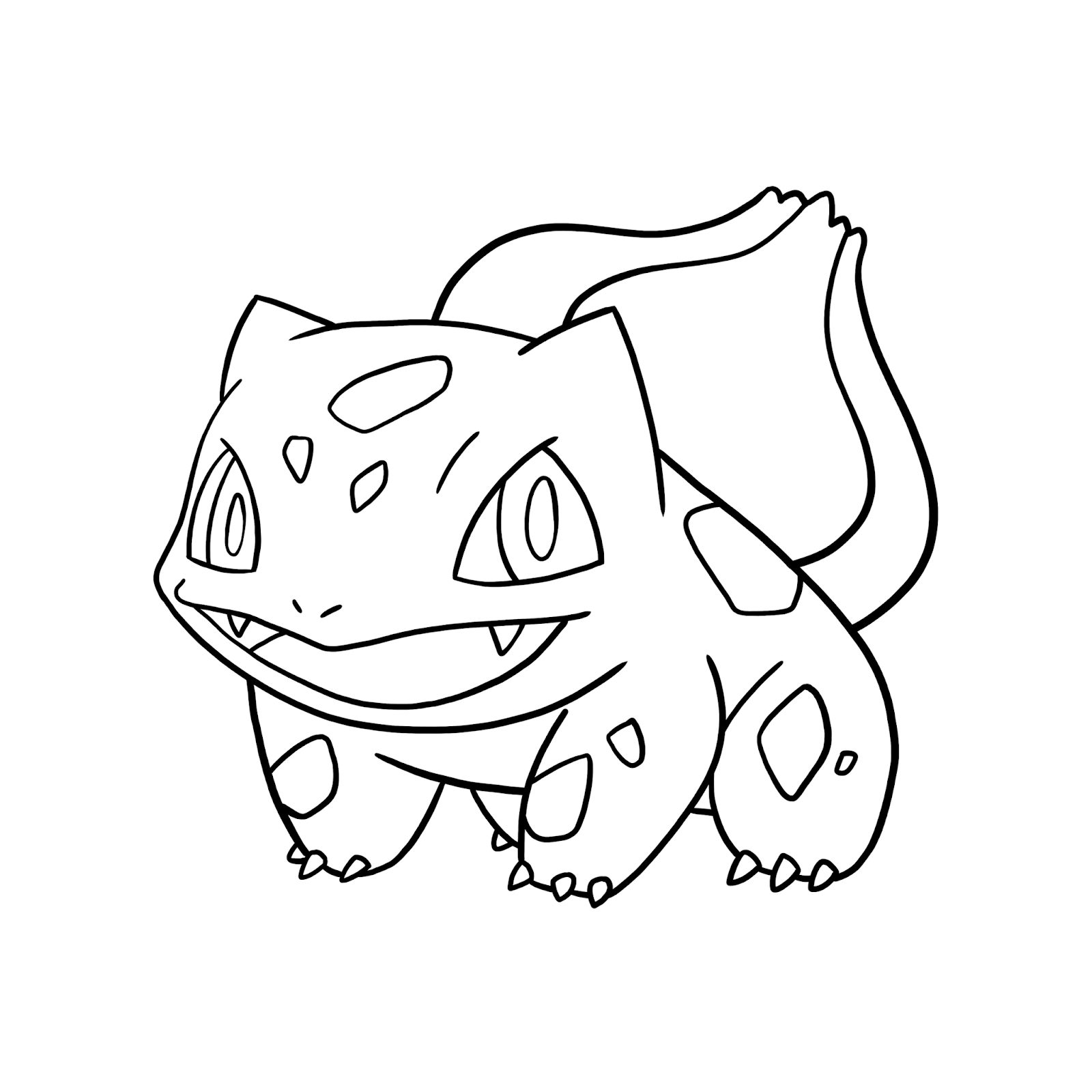 bulbasaur coloring page bulbasaur coloring pages free pokemon coloring pages bulbasaur page coloring