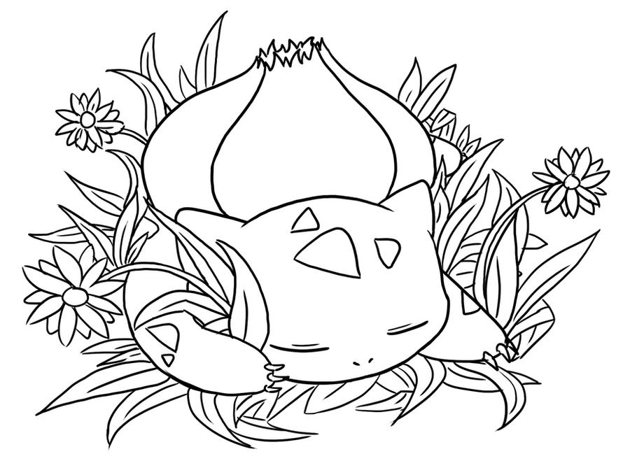 bulbasaur coloring page bulbasaur coloring pages part 4 free resource for teaching bulbasaur page coloring