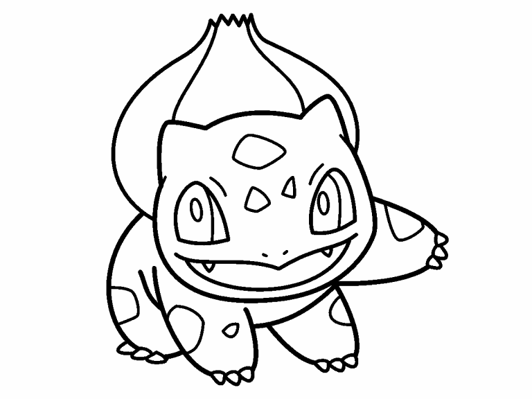 bulbasaur coloring page bulbasaur lineart by pvrodrigues on deviantart bulbasaur page coloring