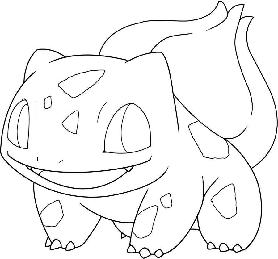 bulbasaur coloring page bulbasaur pokemon coloring page free pokémon coloring bulbasaur page coloring