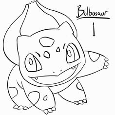 bulbasaur coloring page how to draw bulbasaur draw central coloring bulbasaur page