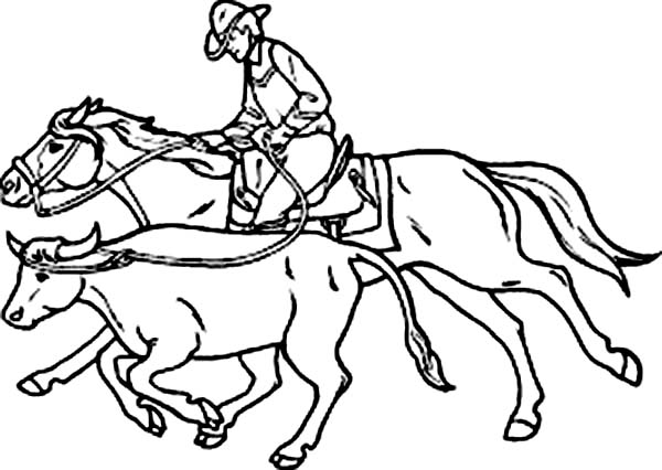 bull riding coloring pages saddle bronc rodeo coloring page free printable coloring bull coloring riding pages