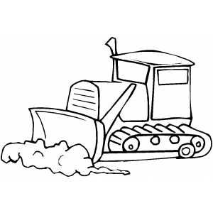 bulldozer pictures to color backhoe coloring page at getcoloringscom free printable pictures to color bulldozer
