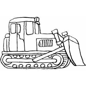 bulldozer pictures to color bulldozer coloring pages color to pictures bulldozer