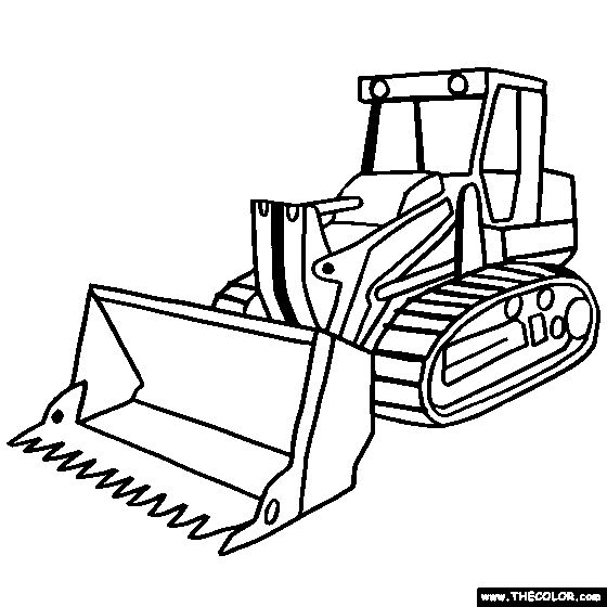 bulldozer pictures to color bulldozer coloring pages coloring pages to download and bulldozer to pictures color