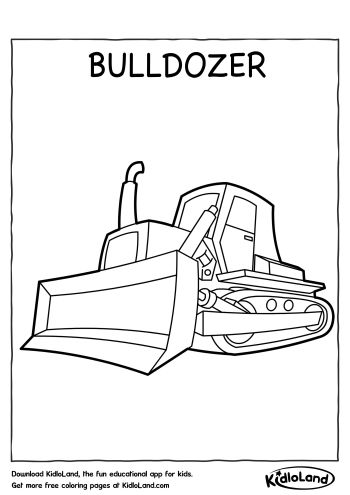 bulldozer pictures to color bulldozer in work birthday quotes to color bulldozer pictures