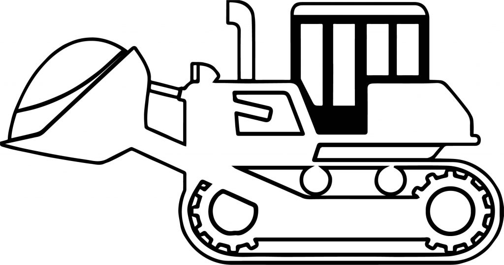 bulldozer pictures to color man driving bulldozer coloring page to bulldozer color pictures