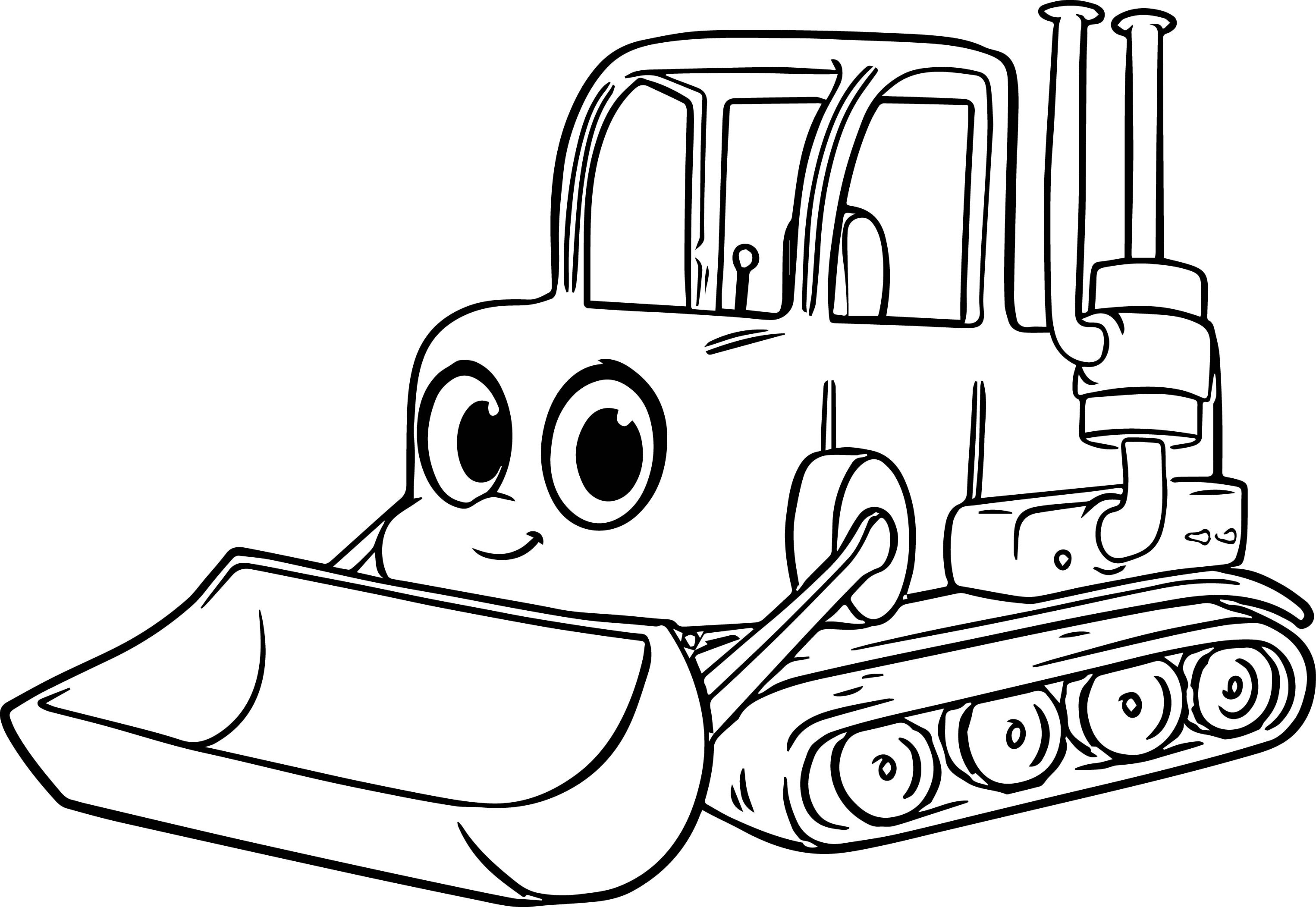 bulldozer pictures to color manny bulldozer coloring page wecoloringpagecom to pictures bulldozer color