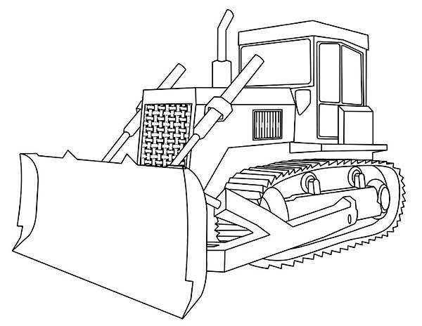bulldozer pictures to color sand bulldozer coloring page wecoloringpagecom bulldozer to pictures color