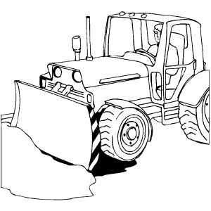 bulldozer pictures to color simple bulldozer coloring pages to color pictures bulldozer
