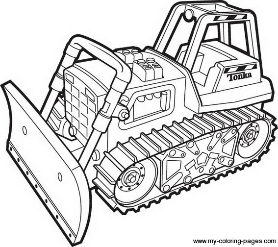 bulldozer pictures to color trucks online coloring pages page 1 bulldozer pictures color to