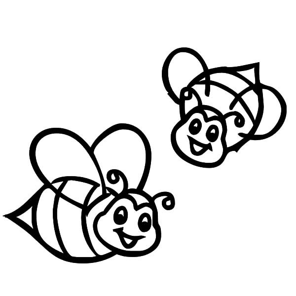 bumble bee coloring sheets cute bumble bee coloring pages download and print for free coloring bee bumble sheets