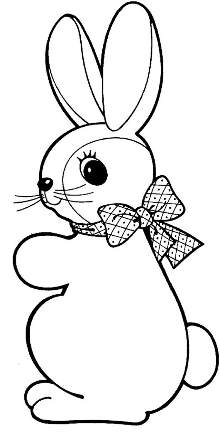 bunny coloring pictures cartoon bunny coloring page free printable coloring pages bunny pictures coloring