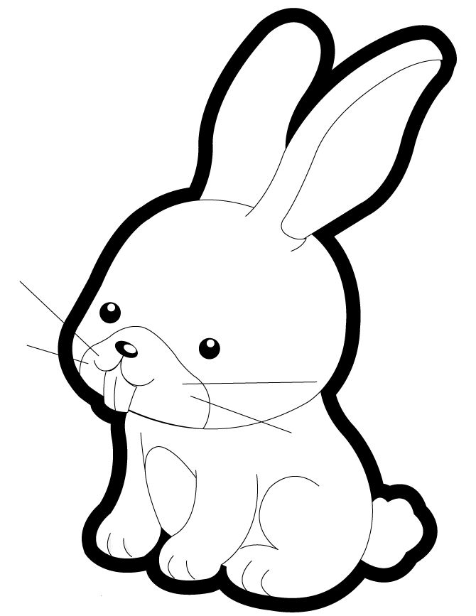 bunny pictures to color 164 best images about animal coloring pages on pinterest bunny pictures to color