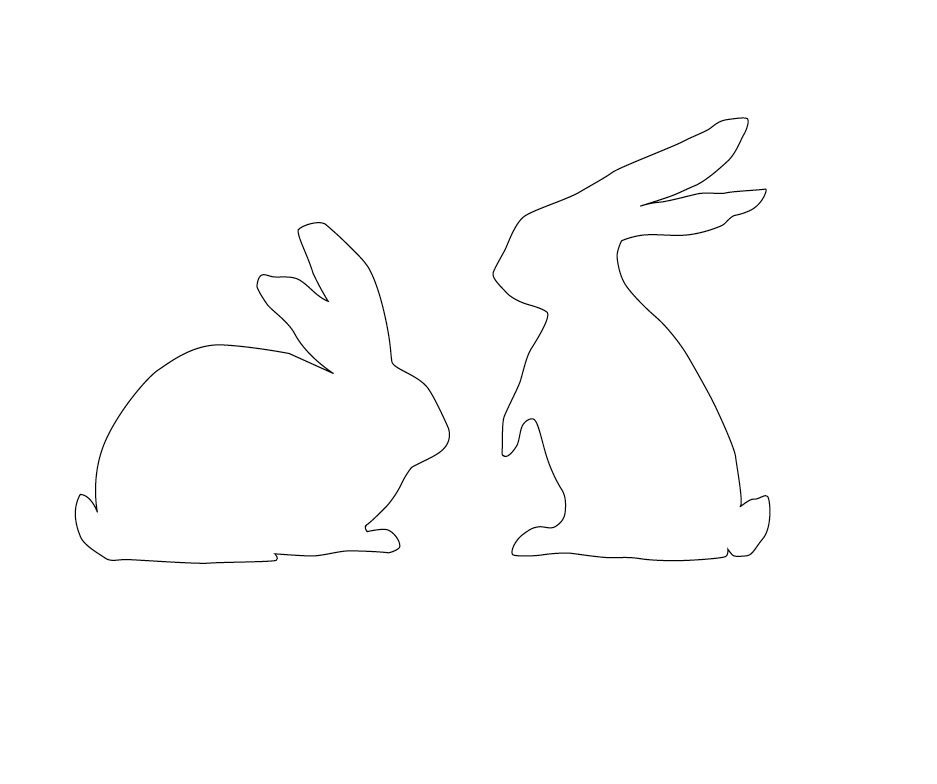 bunny rabbit printables bunny coloring pages bunny coloring pages easter bunny rabbit printables bunny