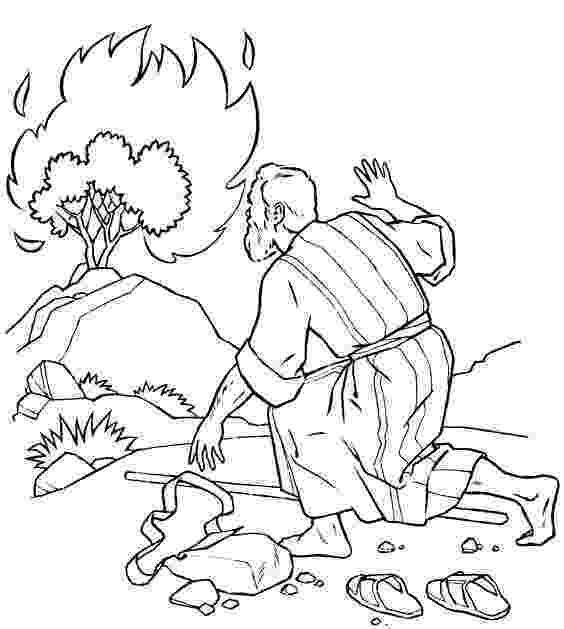 burning bush coloring page burning bush coloring page craft coloring pages page burning bush coloring 1 1