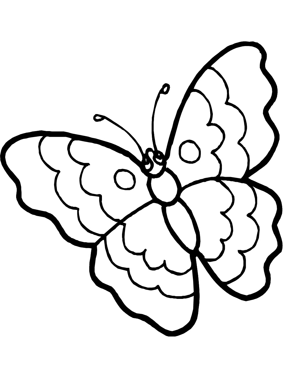 butterfly pictures to color printable butterfly coloring pages for kids cool2bkids butterfly color pictures to