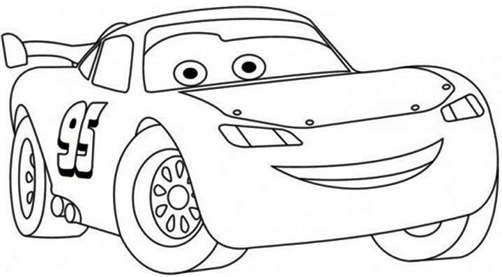 cars 2 pictures to print free printable lightning mcqueen coloring pages for kids cars to print 2 pictures