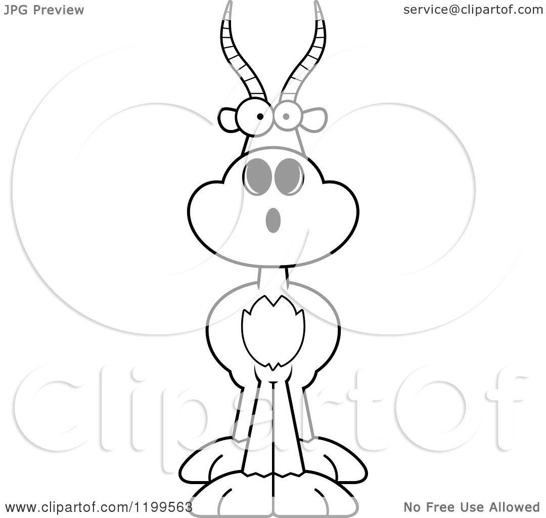 cartoon antelope antelope 5 coloring page free printable coloring pages cartoon antelope
