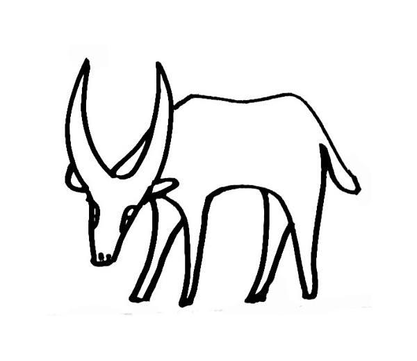 cartoon antelope antelope cartoon clipart best antelope cartoon 1 1