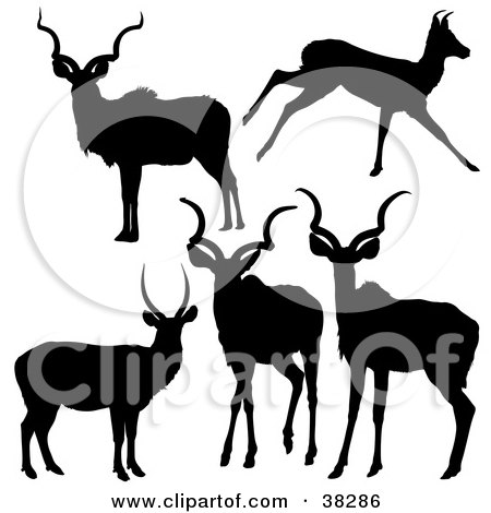 cartoon antelope antelope vector 2 clip arts free clipart clipartlogocom antelope cartoon