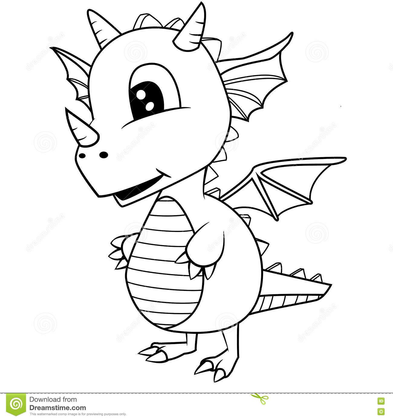 cartoon dragon how to draw a cartoon dragon step by step dragons draw cartoon dragon