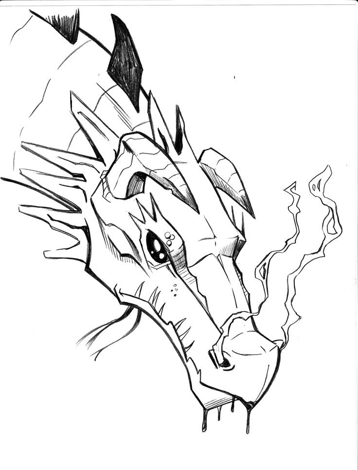 cartoon dragon how to draw an easy cartoon dragon step by step dragons cartoon dragon