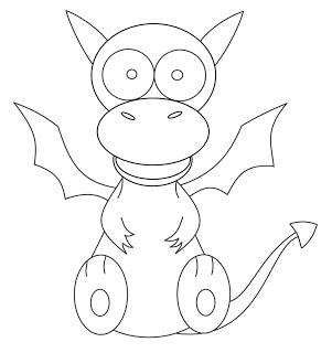 cartoon dragon how to draw cartoons dragon cartoon dragon