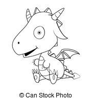 cartoon dragon royalty free cartoon dragon 132043 vector clip art image cartoon dragon