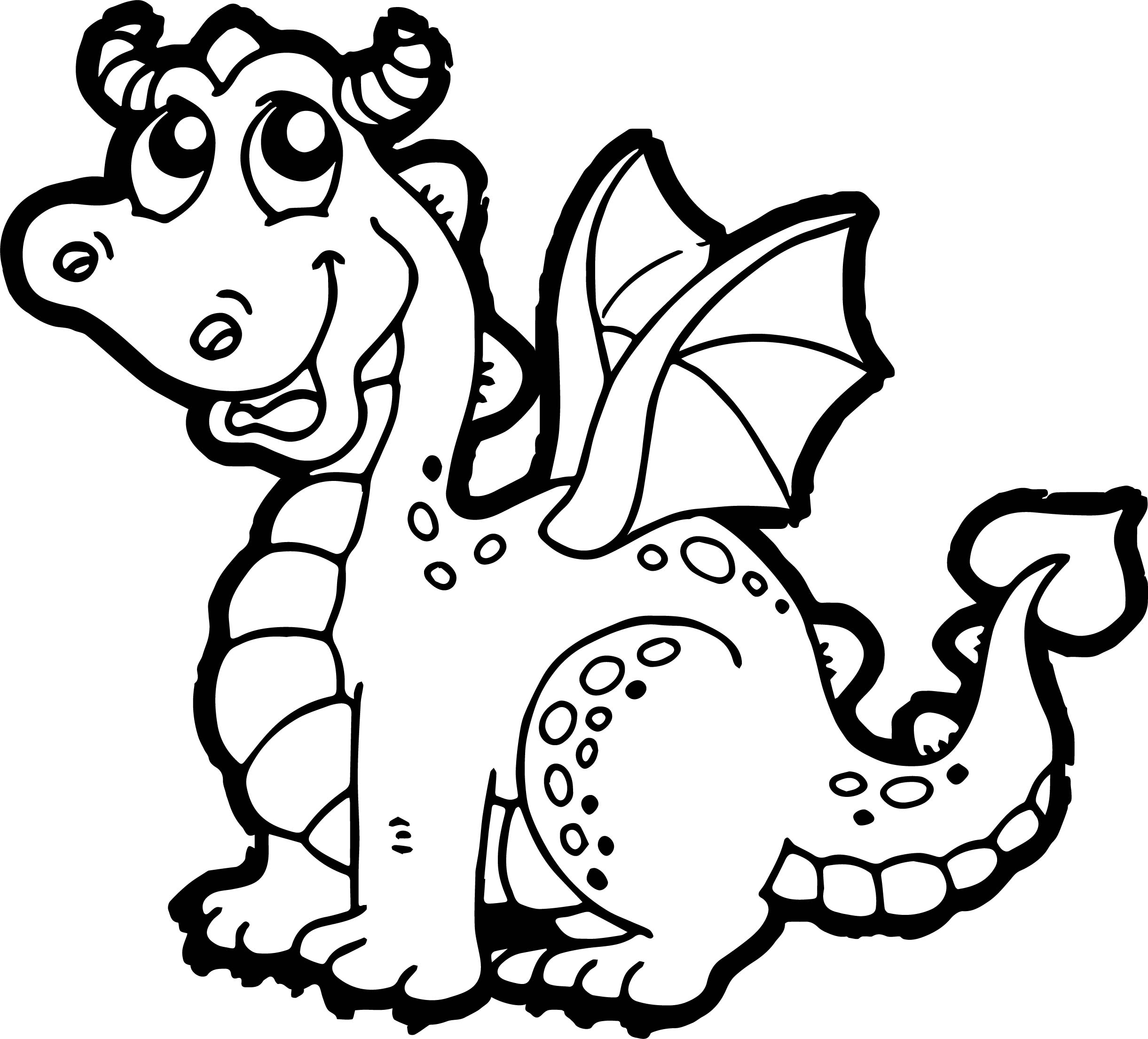cartoon dragon simple dragon to draw a dragon hatchling dragon cartoon dragon