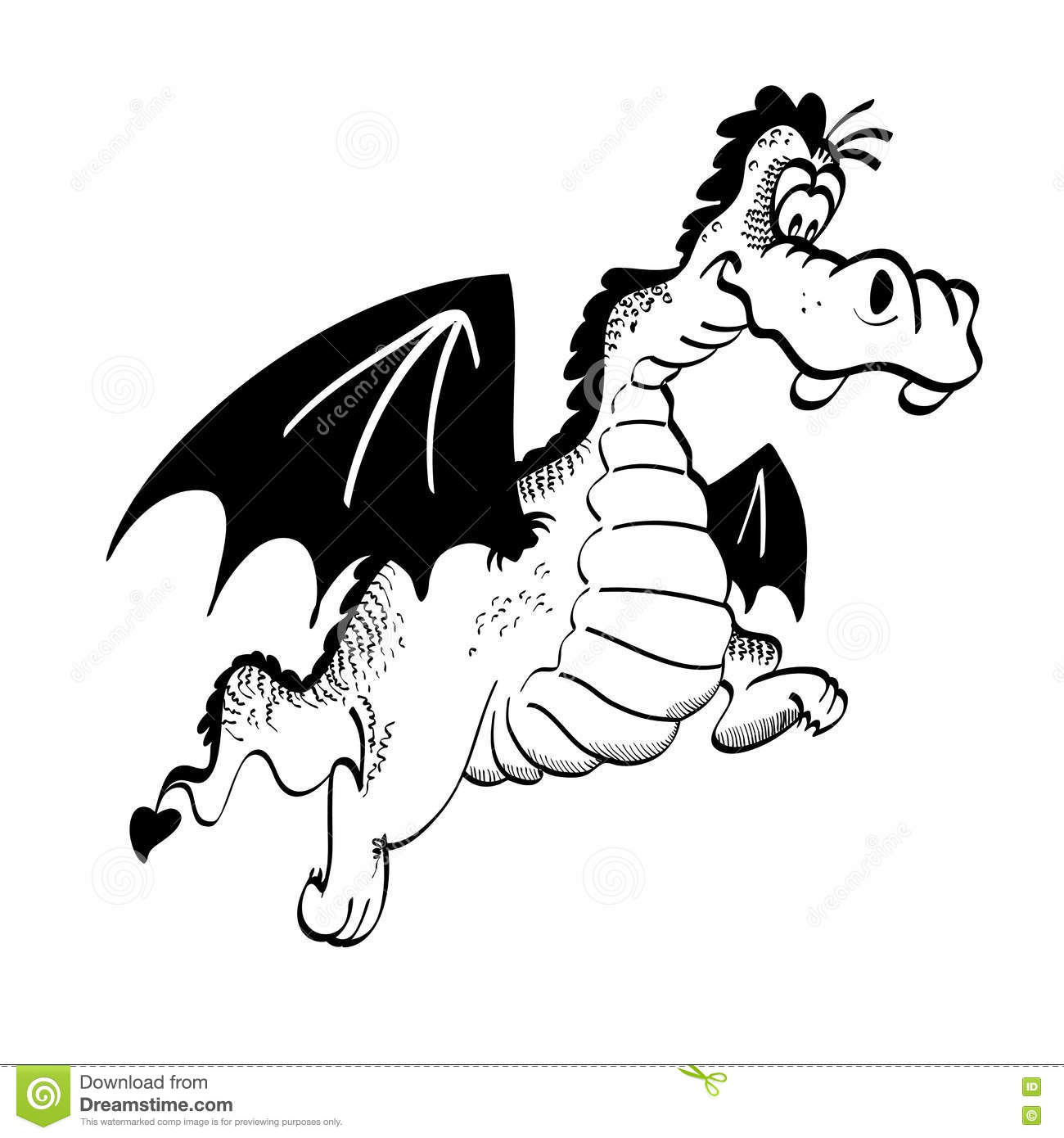 cartoon dragon welsh dragon vector clipart royalty free 244 welsh dragon dragon cartoon