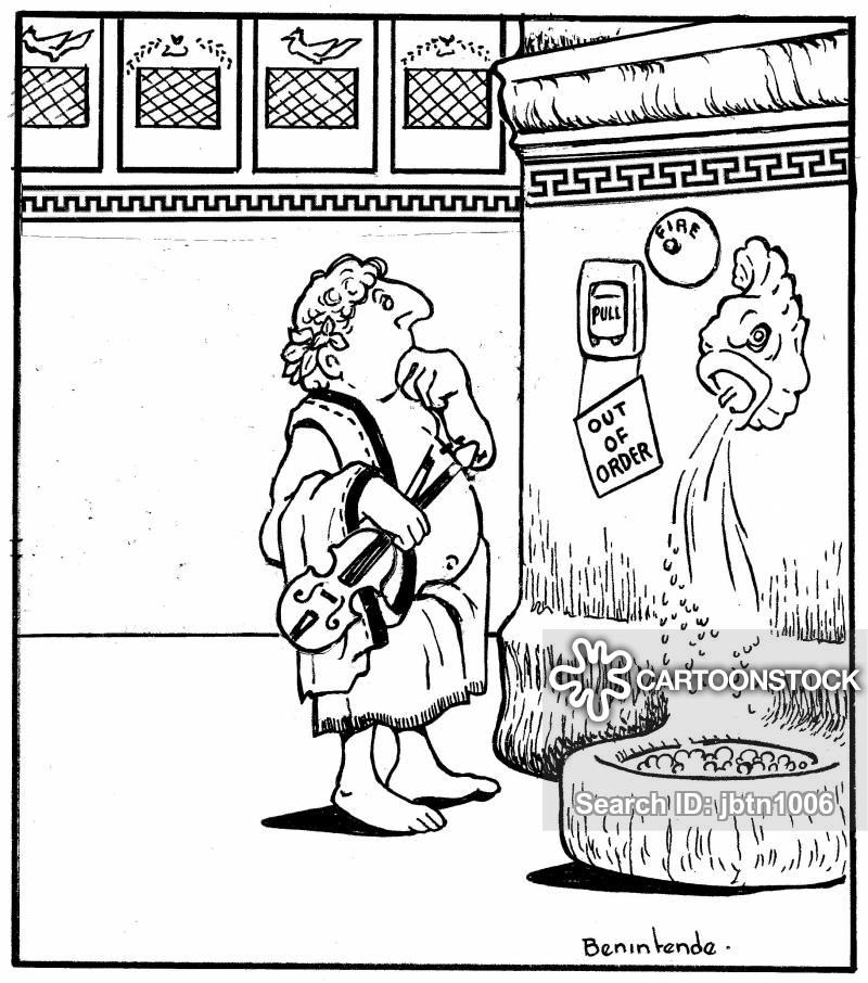 cartoon roman emperor emperor nero cartoons and comics funny pictures from cartoon roman emperor