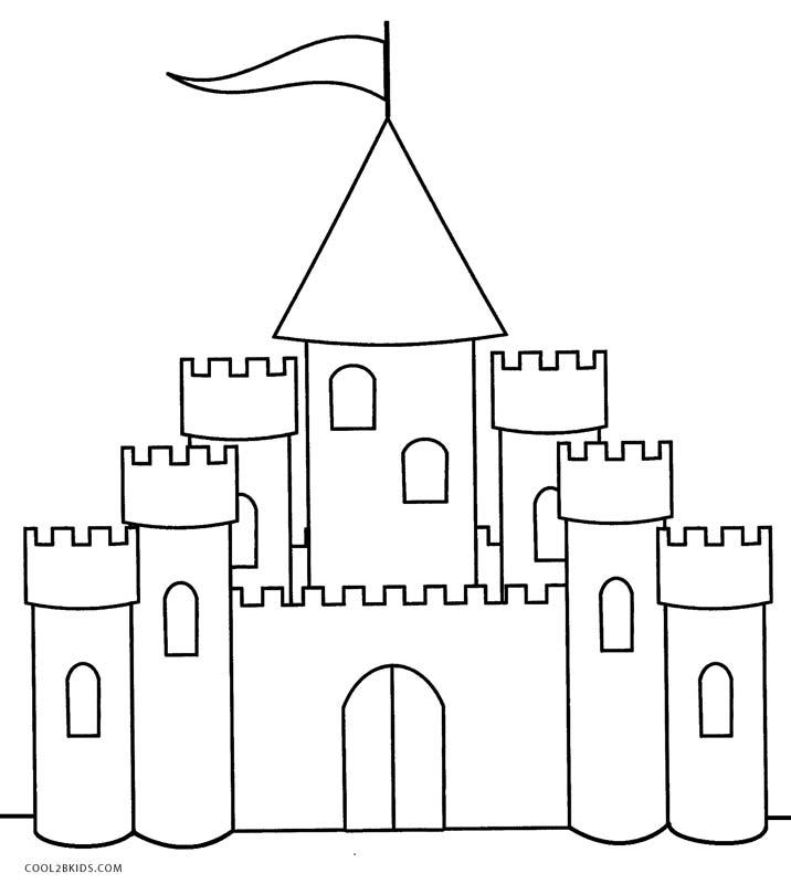 castle coloring pages disney princess castle coloring pages to kids pages coloring castle
