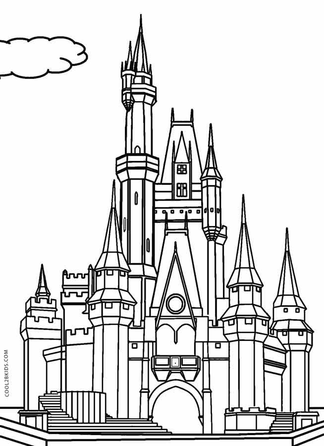 castle coloring pages princess coloring pages castle pages coloring