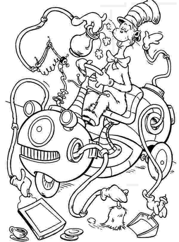 cat in the hat coloring sheets dr seuss the cat in the hat coloring pages 27 free coloring cat in the sheets hat