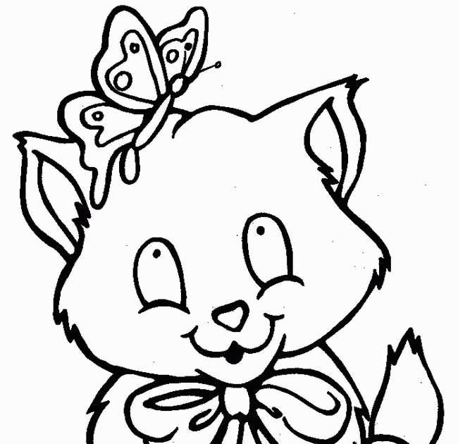 cats pictures to color free printable cat coloring pages for kids cats color pictures to