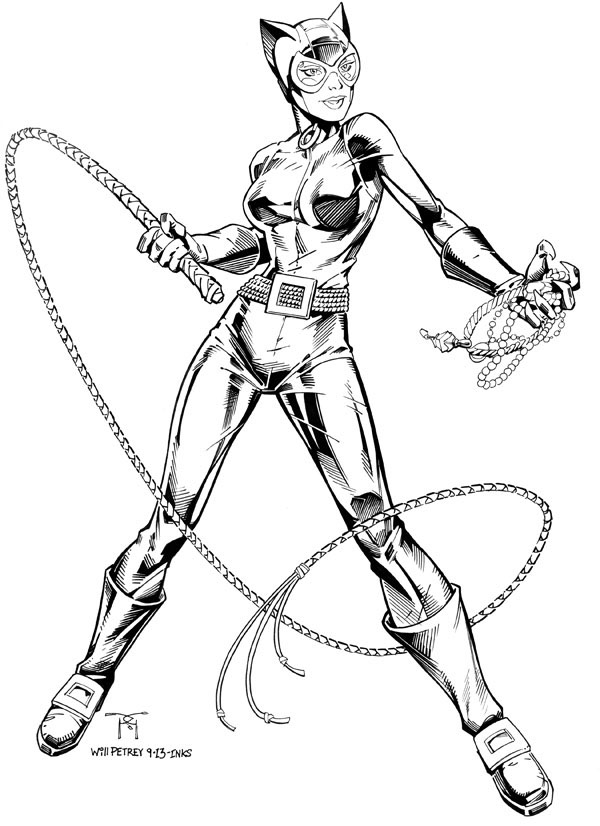 catwoman coloring page catwoman hold cat o nine tails coloring pages catwoman page coloring catwoman