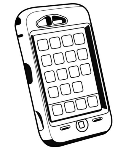 cell phone coloring pages cell phone coloring page coloring home cell pages coloring phone