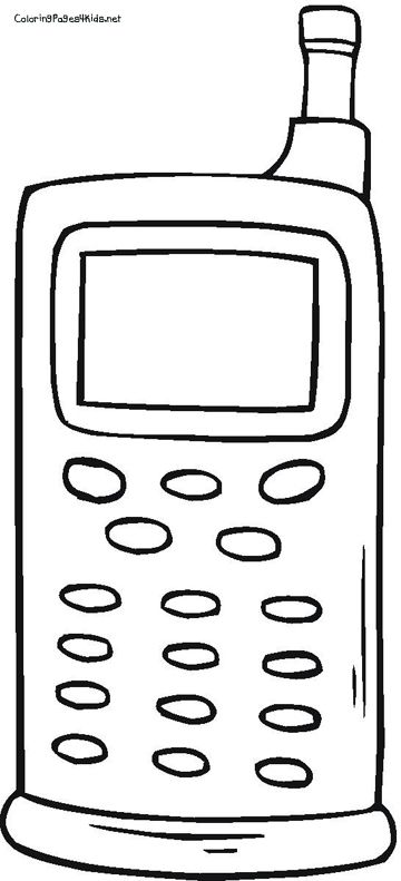 cell phone coloring pages coloring pages of cell phones coloring home pages cell coloring phone