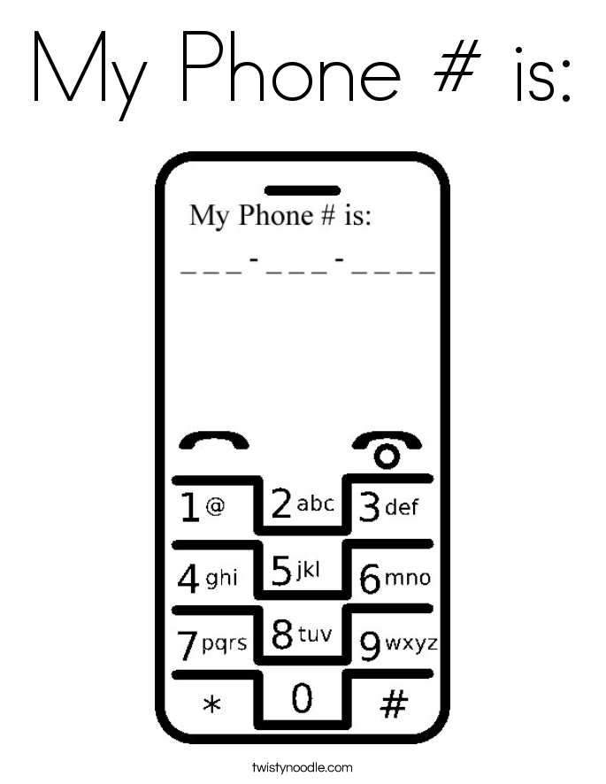 cell phone coloring pages free clipart cell phone clipartsco coloring home cell phone pages coloring
